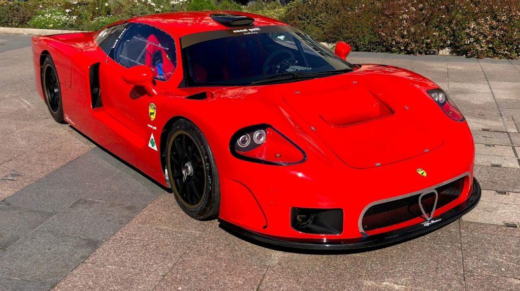 Presentata la Tecno Nanni Galli V8 Ecoracing, la supercar sostenibile che sogna Le Mans