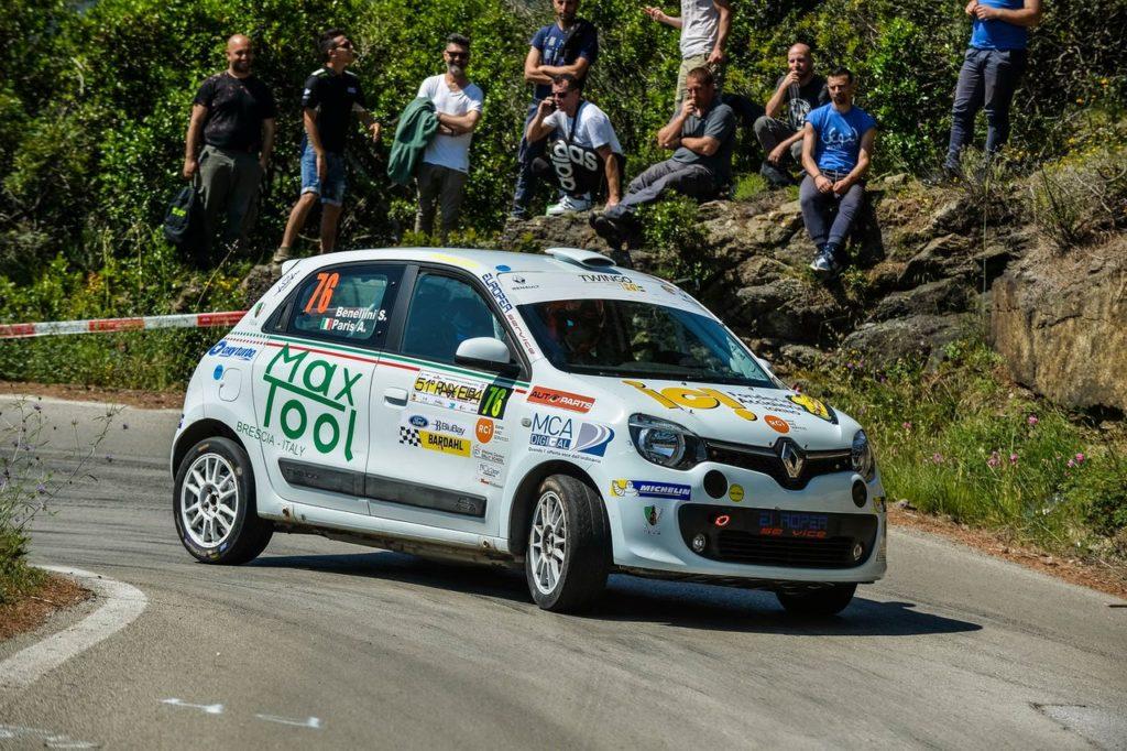 Trofei Renault Rally | Il bilancio della stagione 2018 dei Trofei Open e Top con le Twingo e le Clio