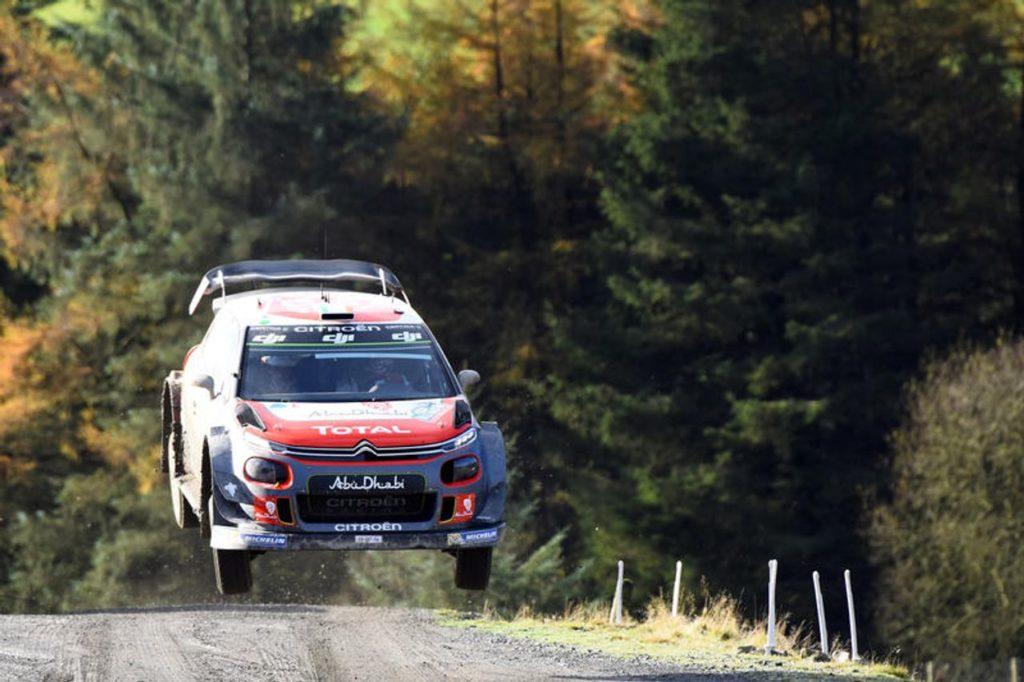 WRC | Citroen pronta per le insidie del Rally del Galles