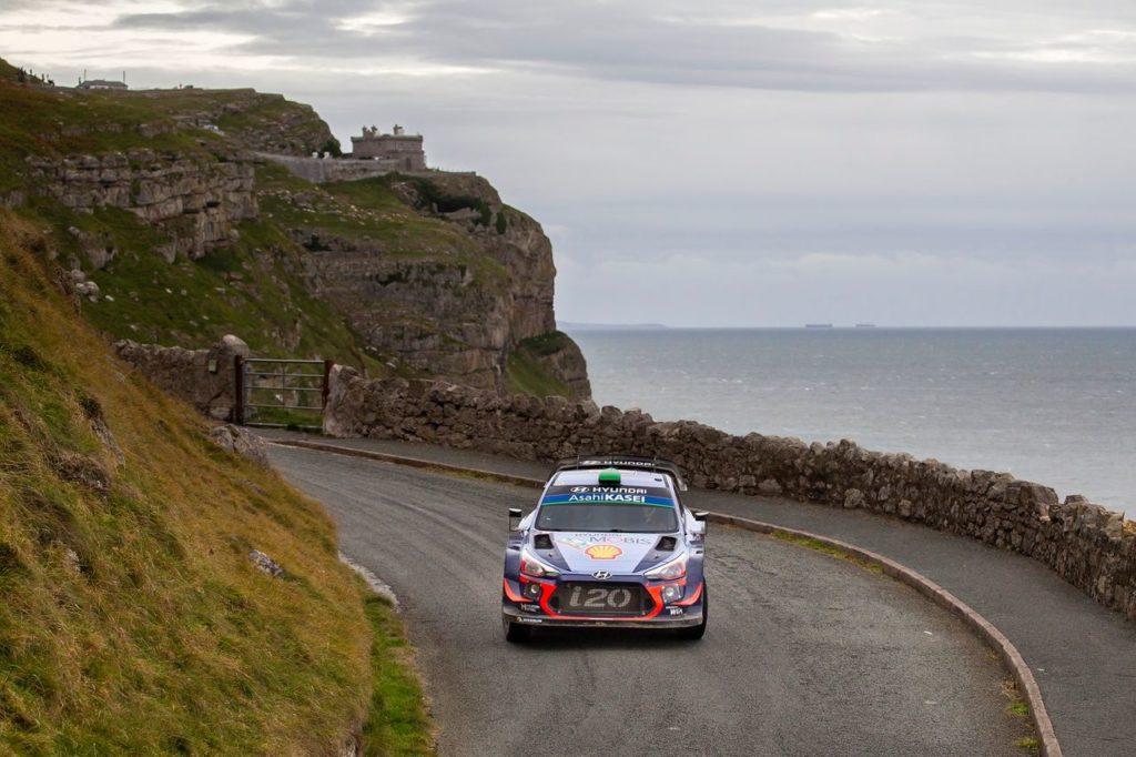 WRC | Dopo il Rally del Galles Hyundai non può più permettersi errori