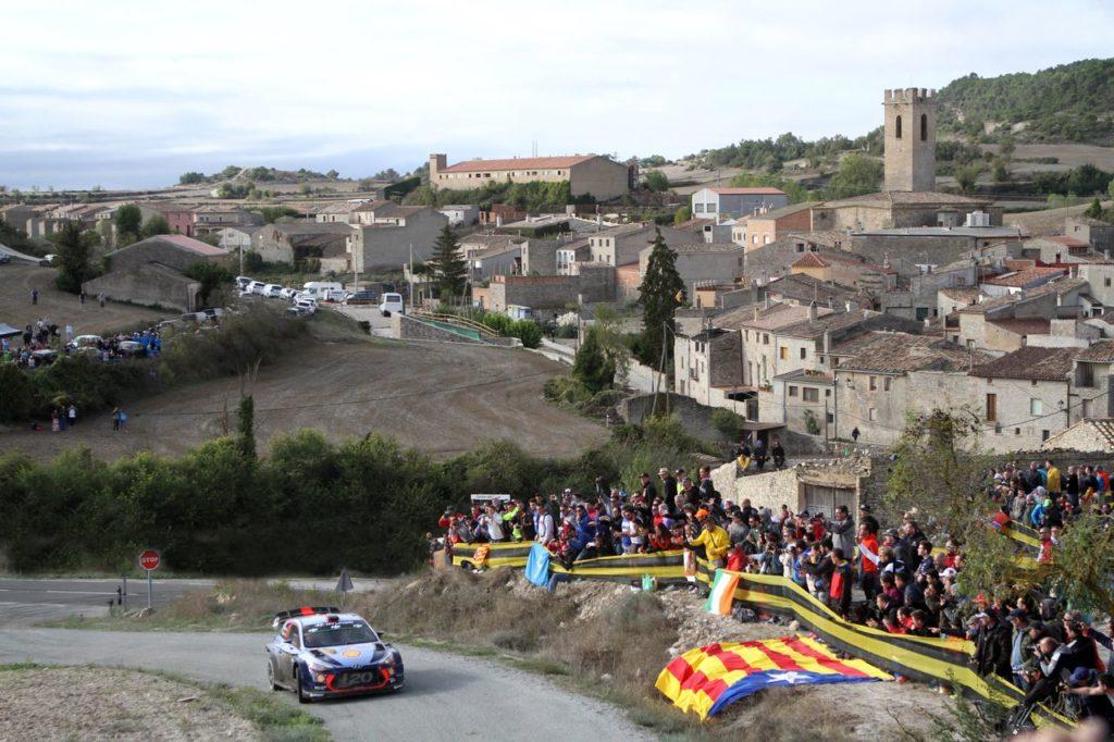 WRC | Rally di Catalogna 2018: anteprima ed orari