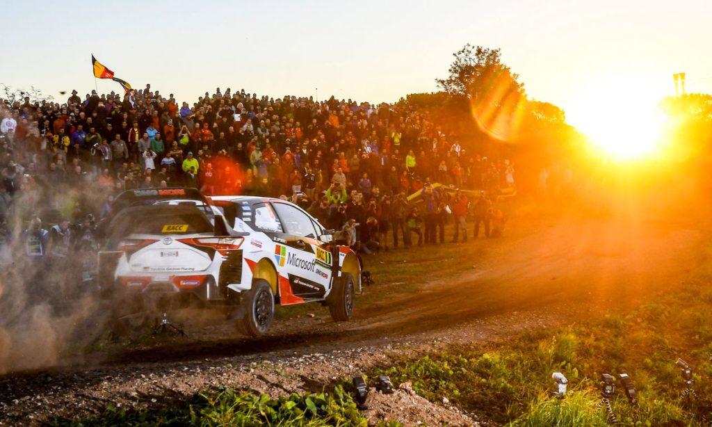 WRC | Rally di Catalogna, prima giornata: il ritorno di Tanak. Faticano Neuville ed Ogier