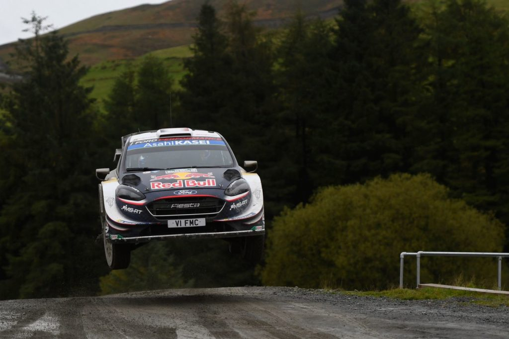 WRC | Al Rally del Galles torna alla vittoria Ogier. Si riapre la lotta per il titolo