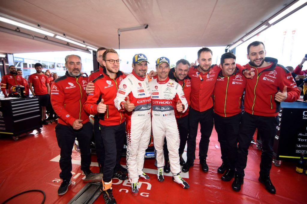 WRC | I retroscena del trionfo di Sebastien Loeb in Catalogna e le parole di Budar