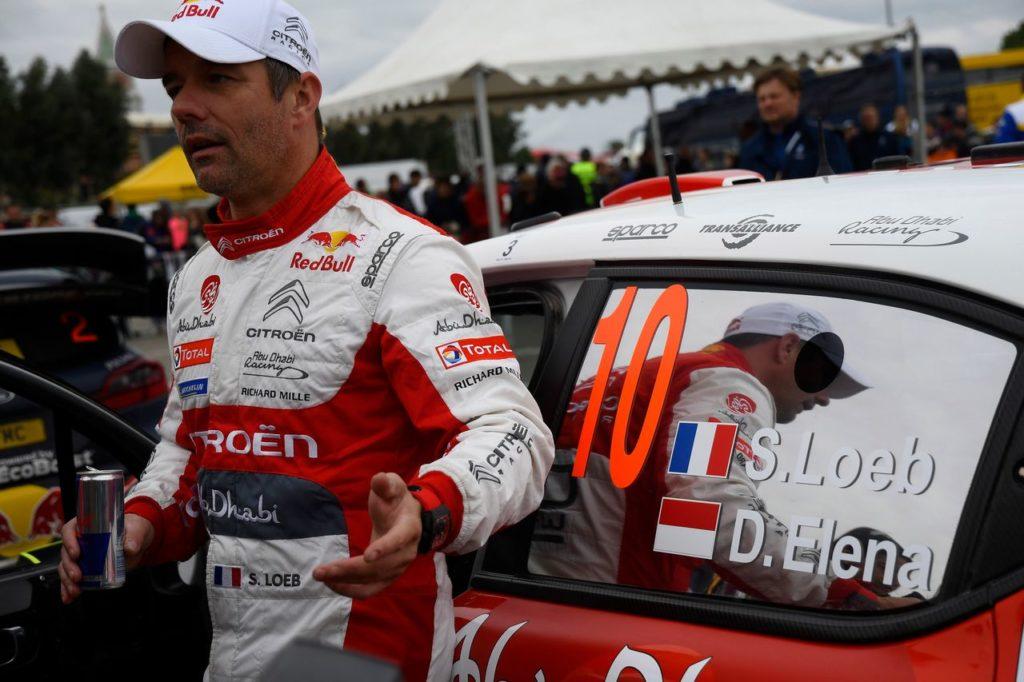 WRC | Sull'impero nei rally di Sebastien Loeb non tramonta il sole