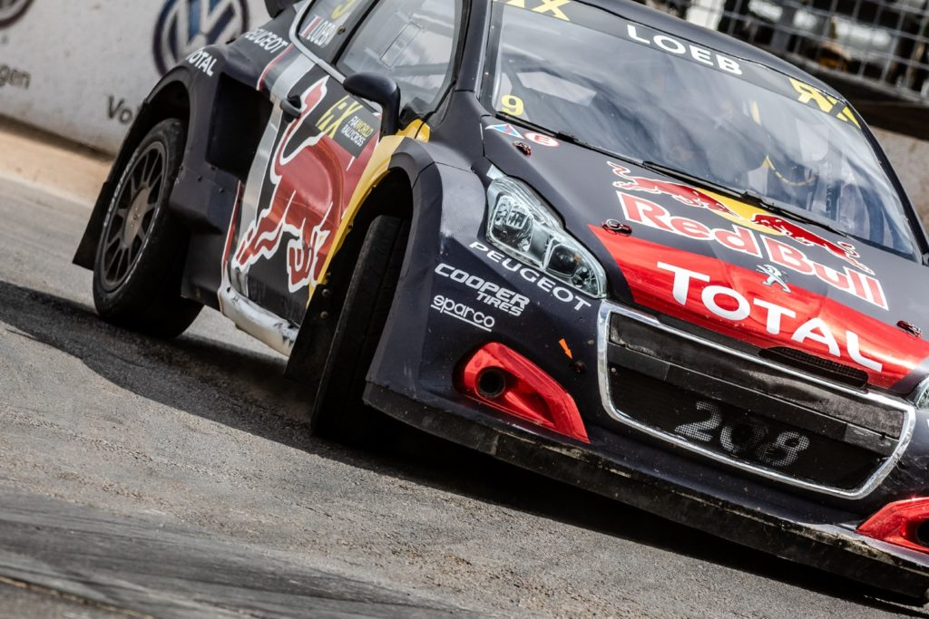 Rallycross | Peugeot pronta a giocarsi la vittoria al World RX of Germany
