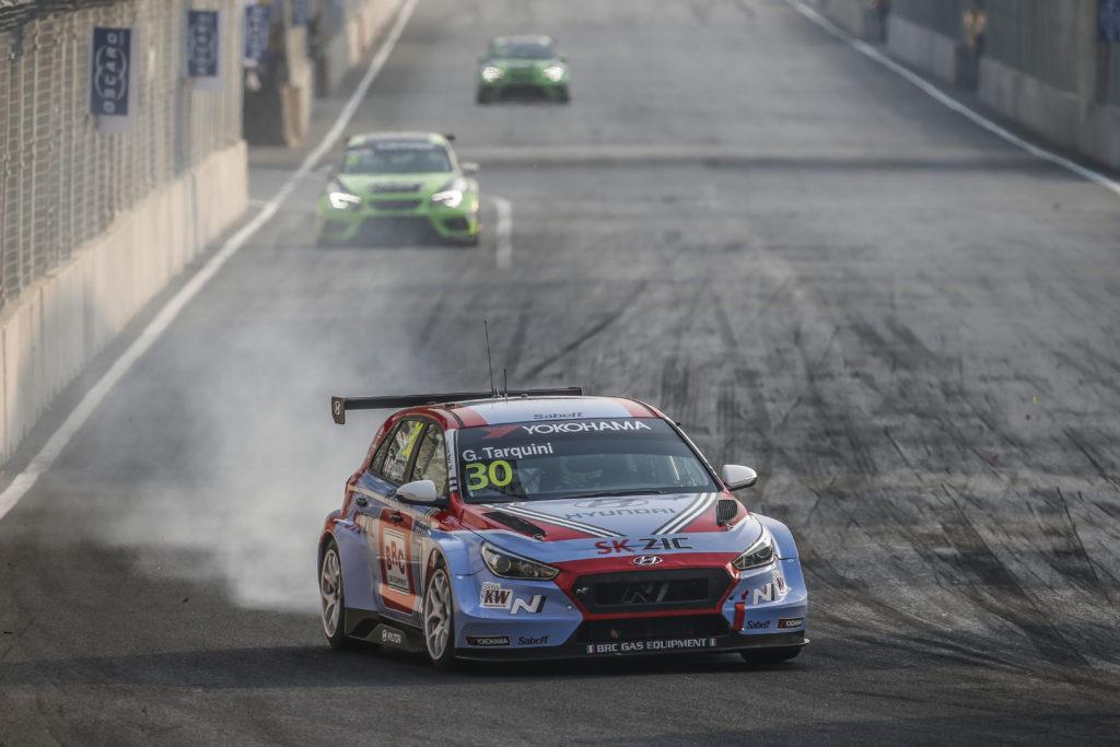WTCR | BRC Racing Team mantiene la leadership del campionato con Tarquini