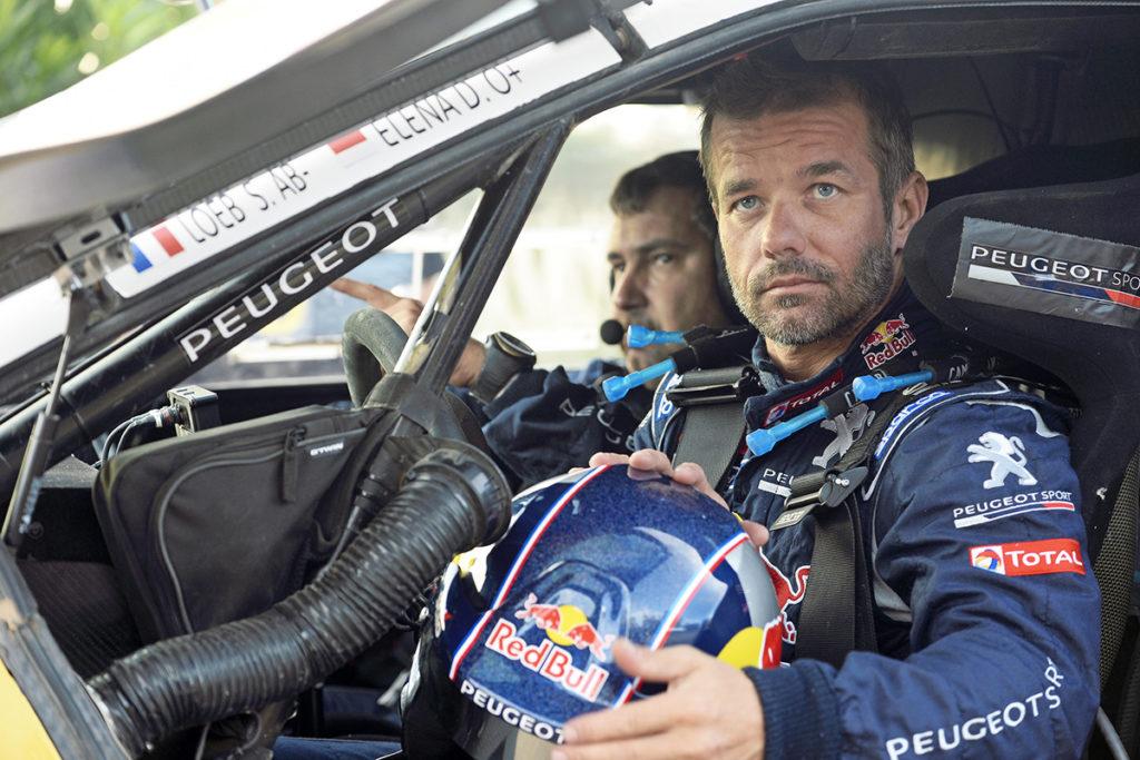 Dakar | Loeb presente all'edizione 2019 con una Peugeot del PH Sport