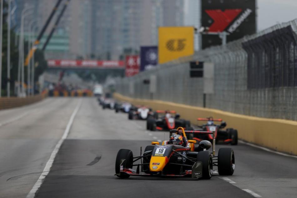 FIA F3 | 28 giovani piloti in pista per il Gran Premio di Macao
