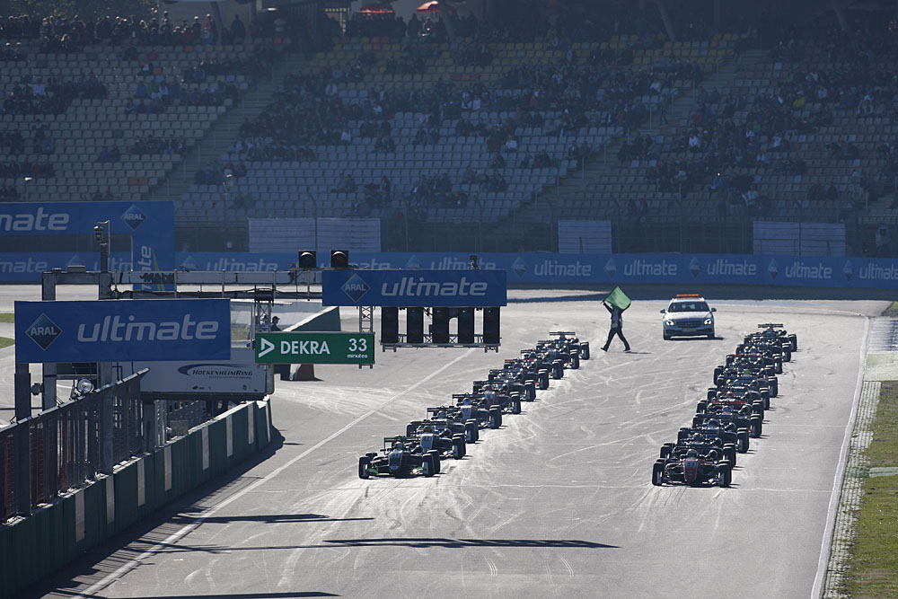 FIA F3 | Hockenheim 2018, Anteprima e Orari del Weekend
