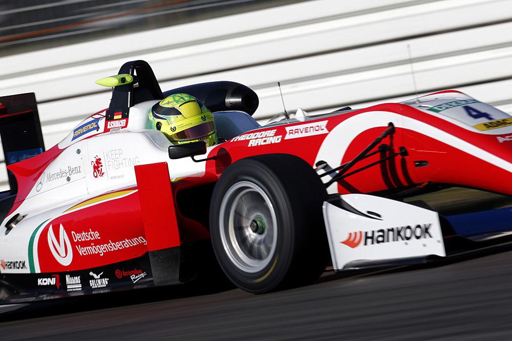 FIA F3 | Mick Schumacher si laurea campione in Gara 2 ad Hockenheim