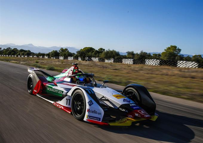 Formula E | Audi Sport svela la livrea della nuova e-tron FE05