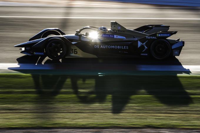 Formula E | La nuova partnership tra DS e Techeetah comincia bene nei test collettivi di Valencia