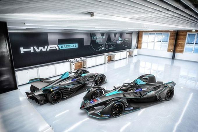 Formula E | Paffett al debutto con la squadra debuttante HWA Racelab