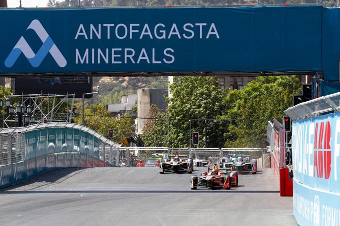 Formula E | L'e-prix di Santiago confermato in calendario, ma cambia location