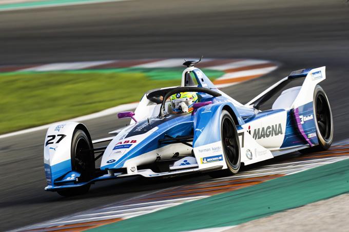 Formula E – Valencia | Sims e BMW rapidissimi nella prima giornata di prove collettive