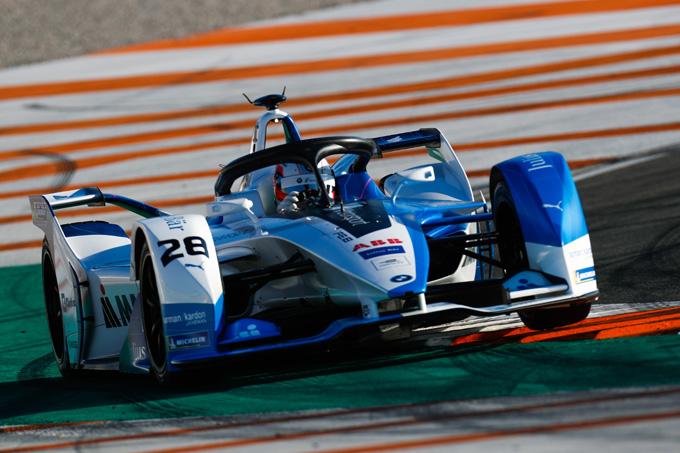 Formula E – Valencia | Da Costa mantiene BMW in cima alla classifica nella seconda giornata di prove