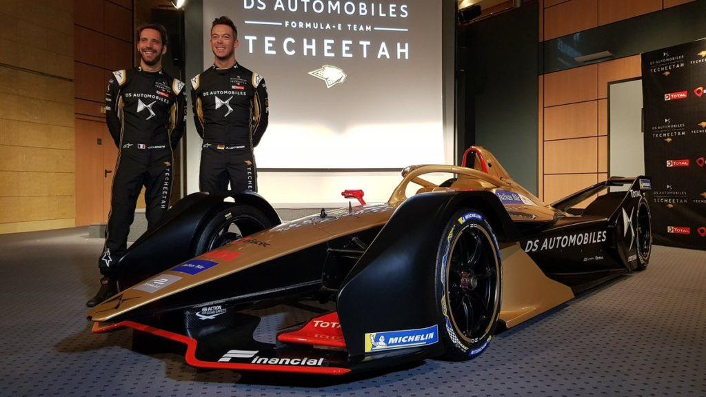 Formula E | Presentata la nuova arma di Techeetah e DS Automobiles