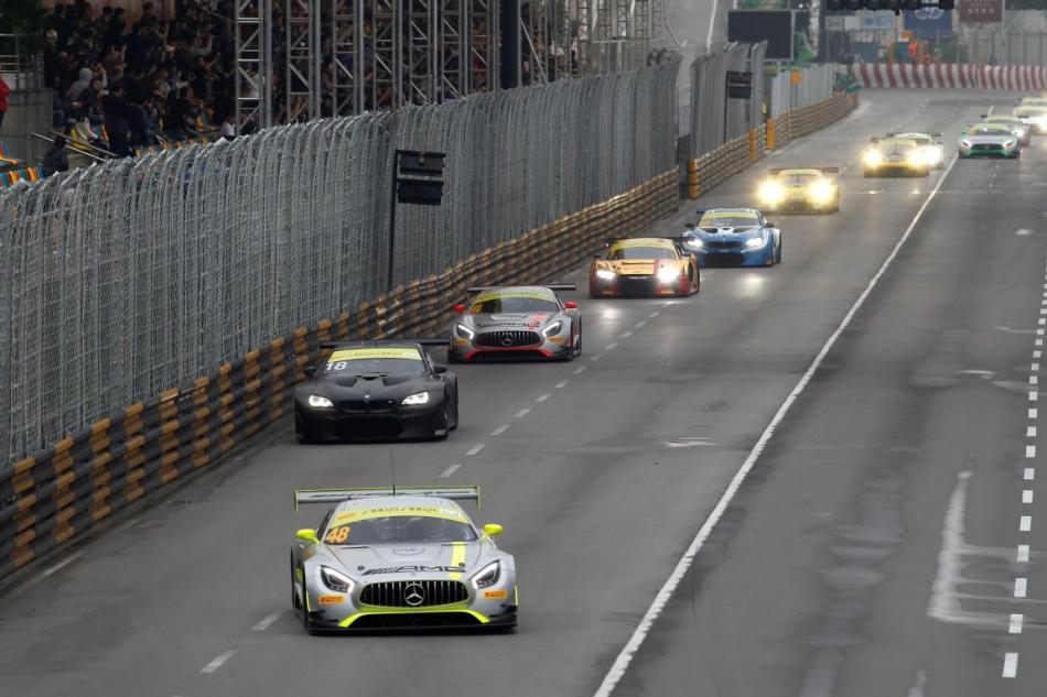 FIA GT World Cup | Pubblicata l'entry list di Macao, Marciello e Mortara presenti