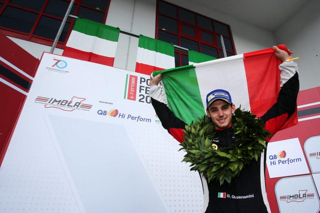 Porsche Carrera Cup Italia | Quaresmini è campione, beffati Bertonelli e Rovera