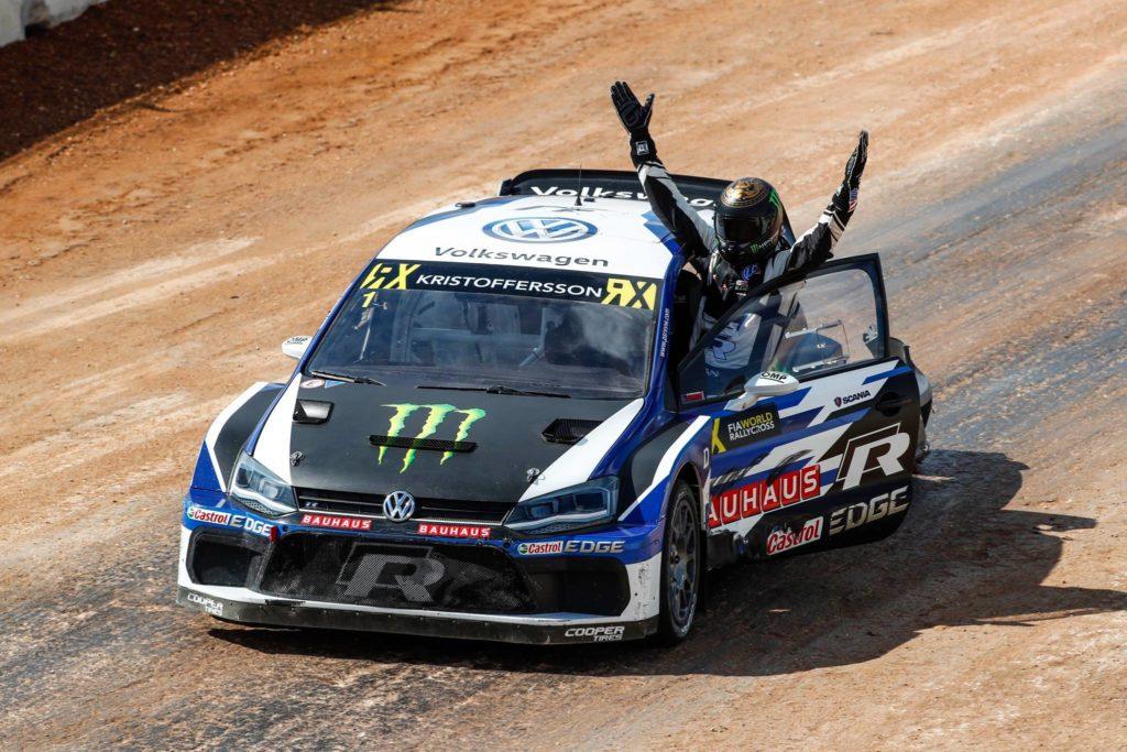 Rallycross | Kristoffersson ineguagliabile, vittoria e titolo ad Austin
