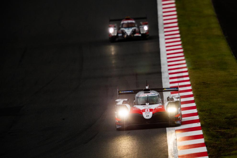 FIA WEC | Al Fuji è dominio Toyota con Kobayashi, Conway e Lopez
