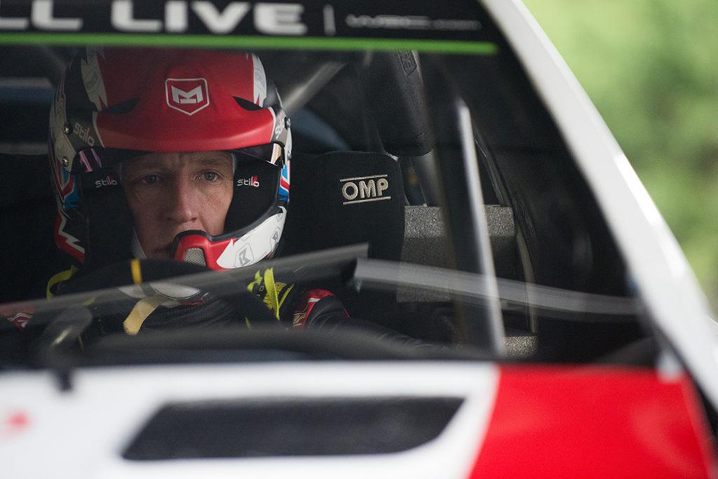 WRC | Meeke ritorna nel Mondiale Rally con Toyota nel 2019