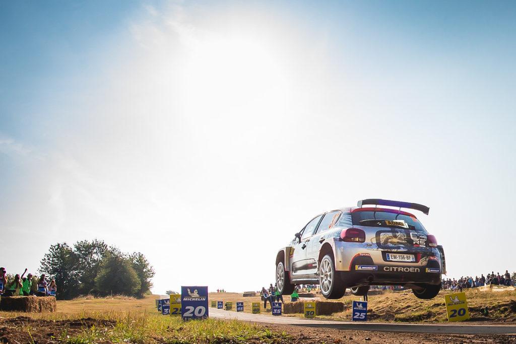 WRC2   Citroen e Lefebvre a caccia di un buon risultato in Spagna