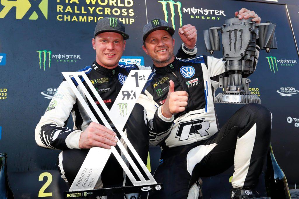 Rallycross | Dieci e lode per Kristoffersson in Germania, ancora sua la vittoria nella finale