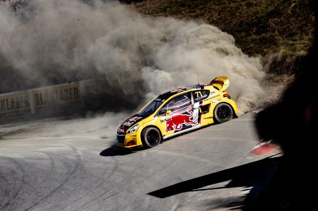 Rallycross | Peugeot ha deciso: dal 2019 niente più Mondiale