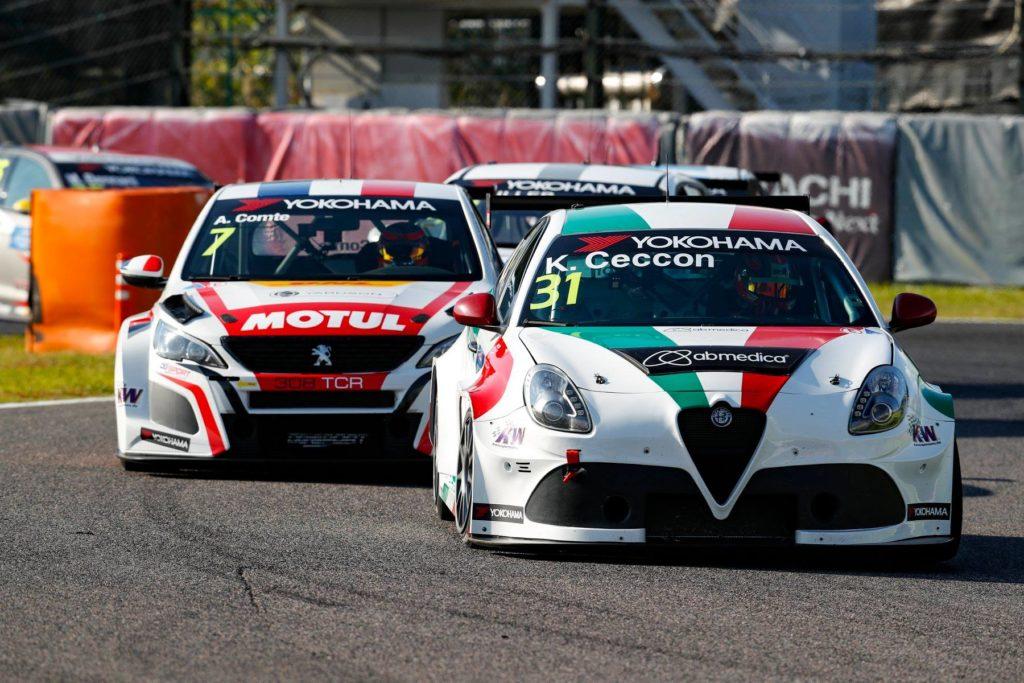 FIA WTCR | Prima storica vittoria dell'Alfa Romeo a Suzuka, Tarquini rimane in vetta
