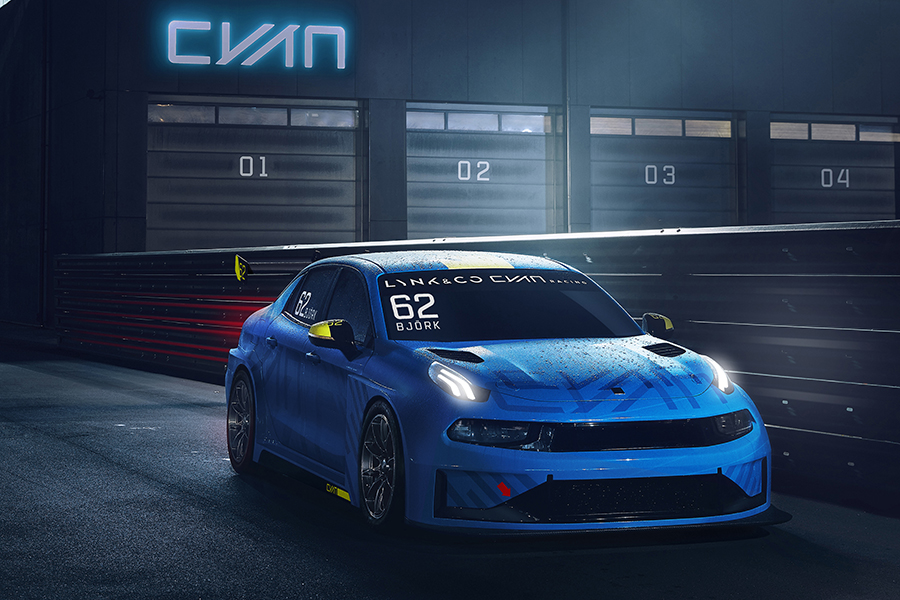 WTCR | Geely Group Motorsport e Cyan Racing presentano la nuova Lynk & Co 03 TCR