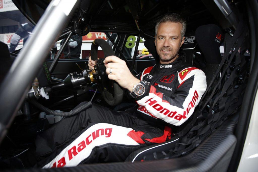 WTCR | Monteiro torna al volante della Honda Civic a Suzuka
