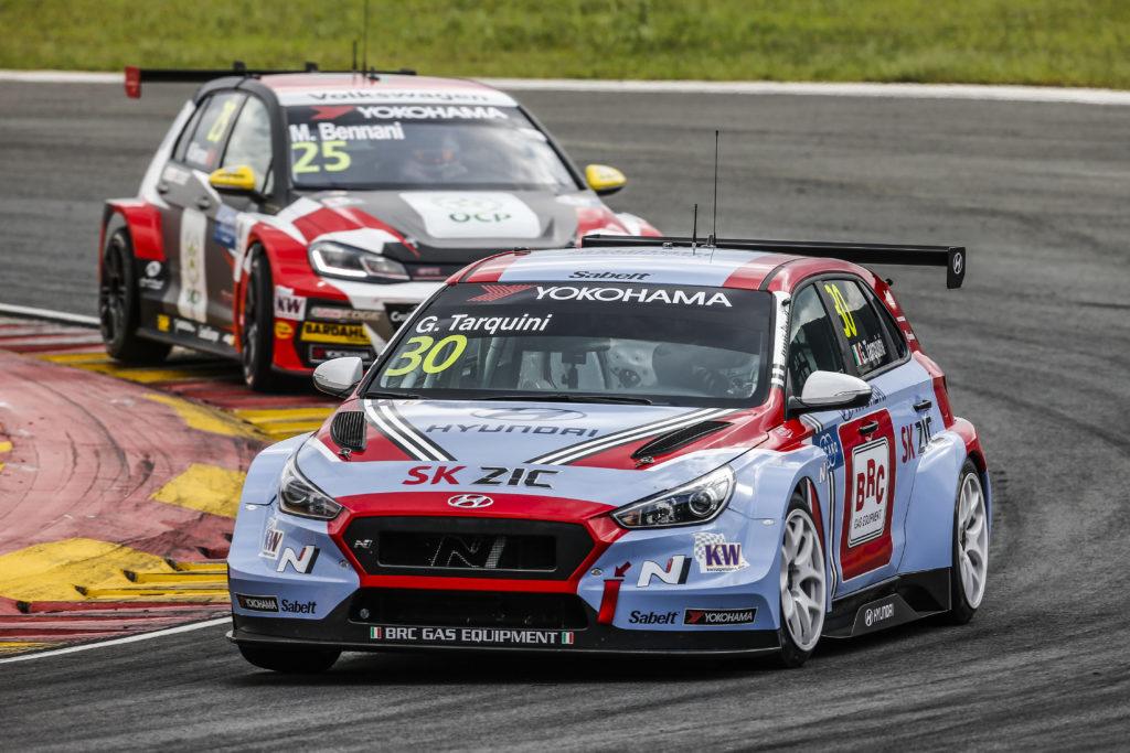 Team clienti Hyundai: in testa nel WTCR, grandi prestazioni nei rally in Spagna e Portogallo