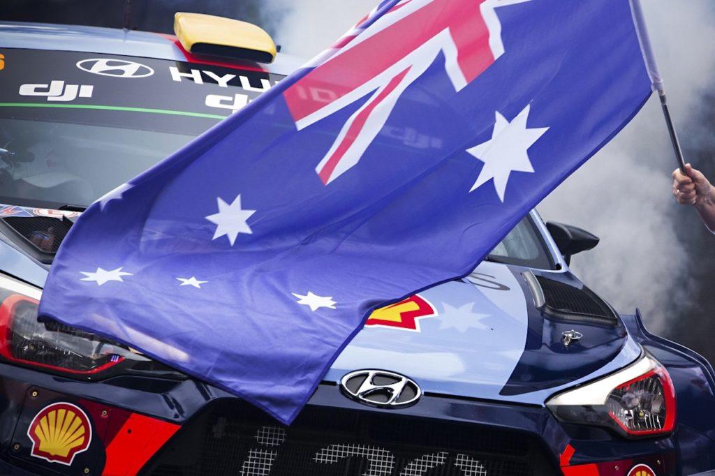 WRC | Rally Australia 2018: ve lo raccontiamo dal vivo con Hyundai