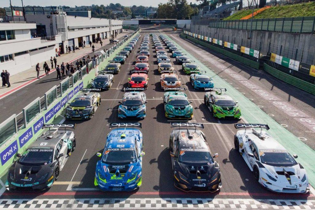 Lamborghini Super Trofeo: ecco le novità del calendario 2019