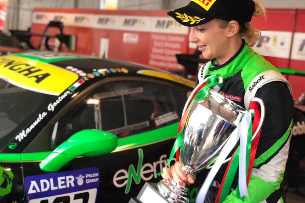 "Manuela Gostner: ""Un momento importante per le donne nel Motorsport"" [INTERVISTA]"