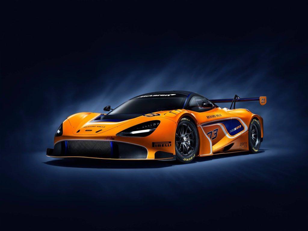 Primo impegno ufficiale per la McLaren 720 GT3 al Bapco Bahrain GT Festival