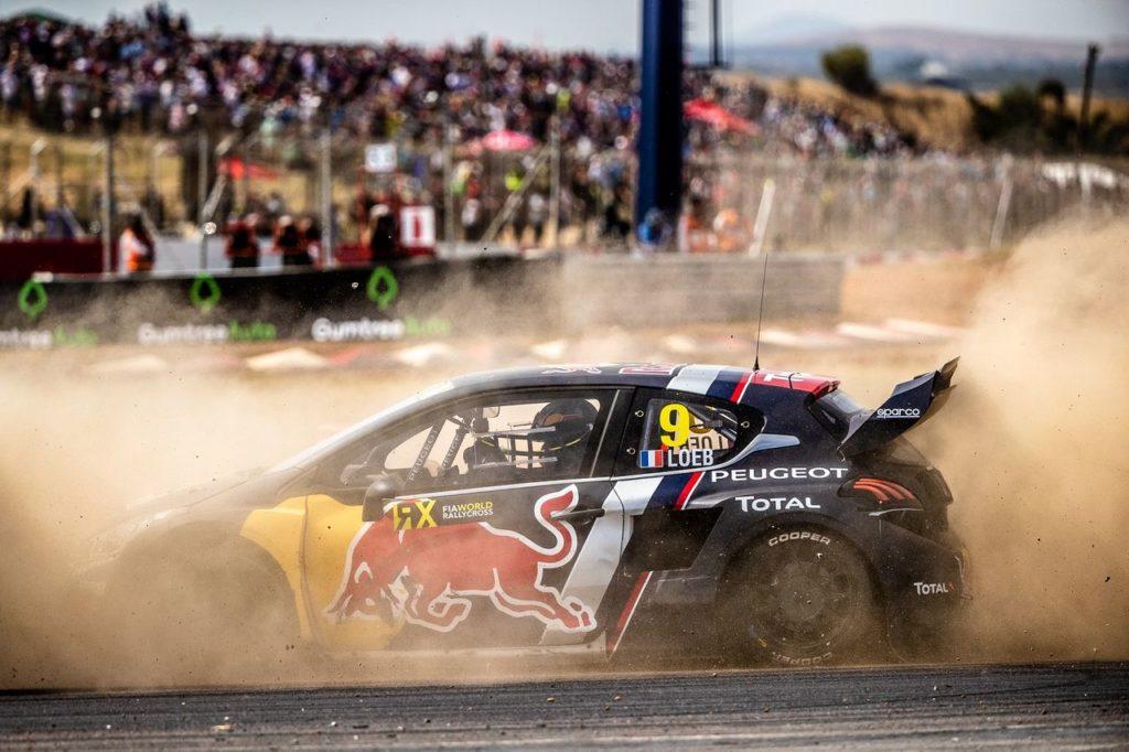 Rallycross | L'era di Peugeot nel WRX finisce con un podio in Sudafrica