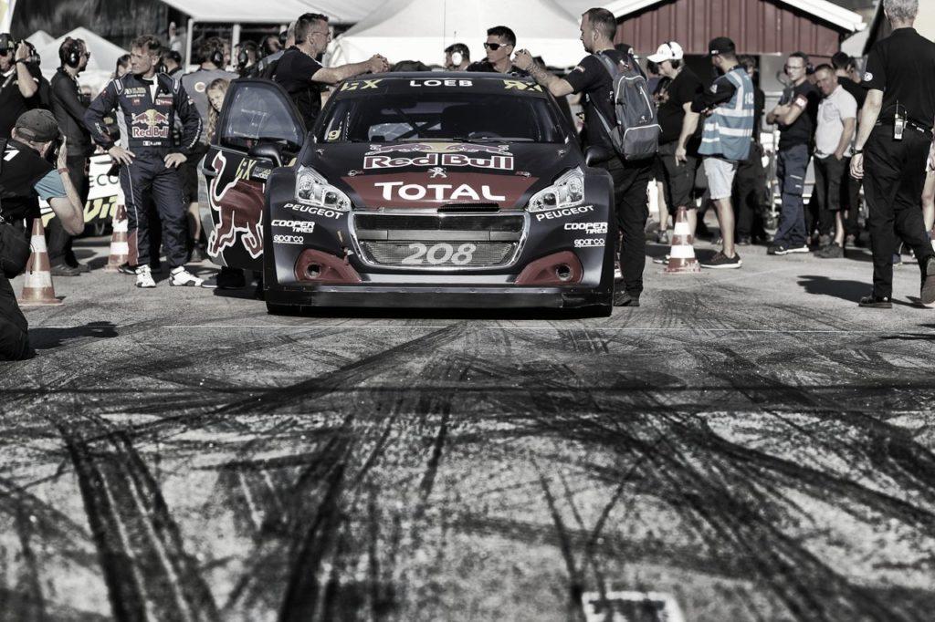 Rallycross | Peugeot chiude la sua avventura nel WRX in Sudafrica