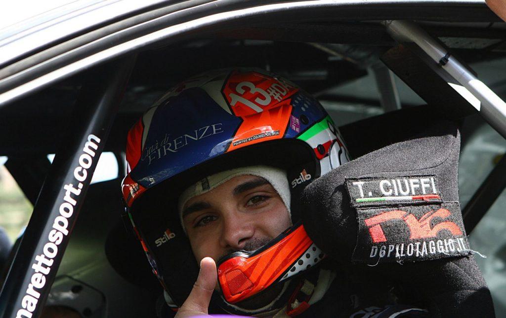 Tommaso Ciuffi mattatore Peugeot: suo anche il Competition Club