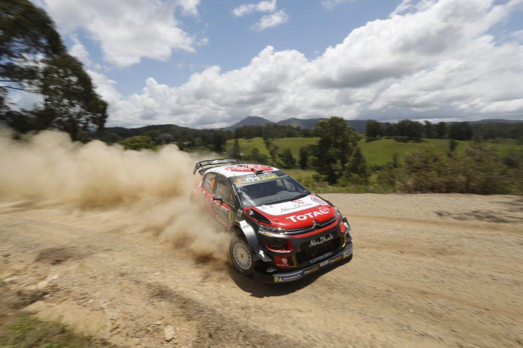 WRC | Citroen chiude in bellezza al Rally Australia. Ora un nuovo inizio con Ogier