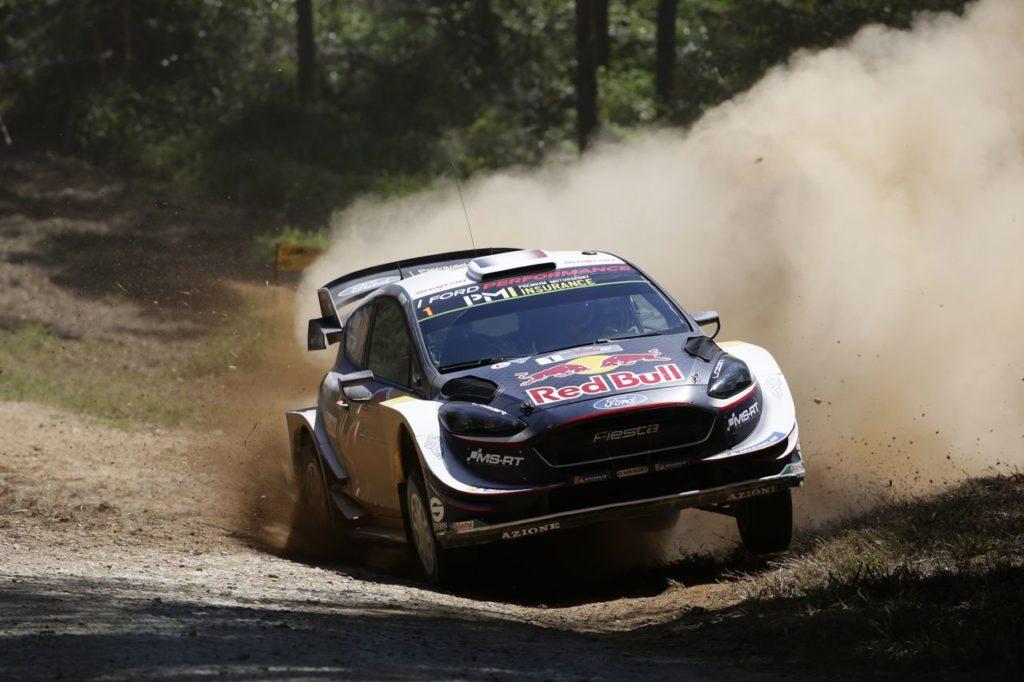 WRC | Rally Australia 2018, Ogier svetta nell'ultimo shakedown di stagione