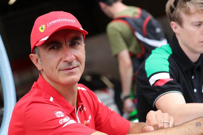 """Andrea Bertolini: """"La 24 ore di Le Mans mette alla prova la mente, quella di Spa i muscoli"""" [INTERVISTA]"""