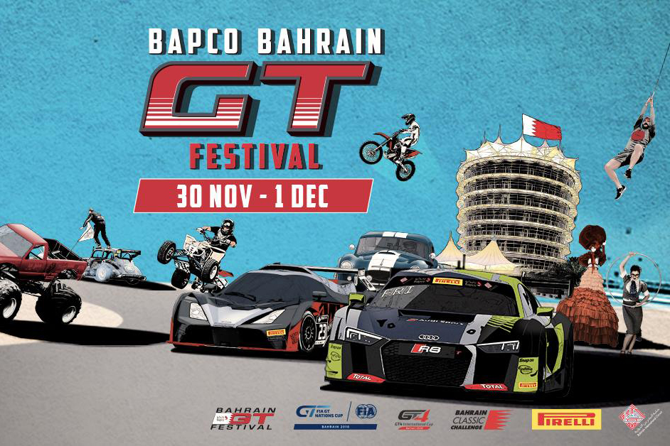 FIA GT Nations Cup | Sakhir 2018: anteprima e orari del weekend