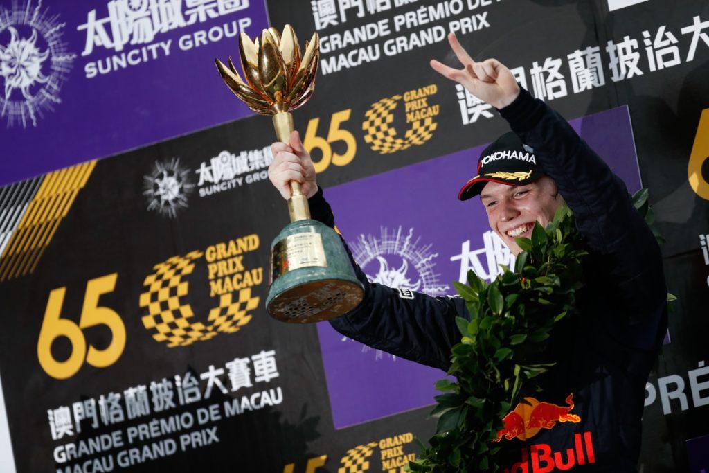 FIA F3 | Ticktum domina a Macao e bissa il successo del 2017