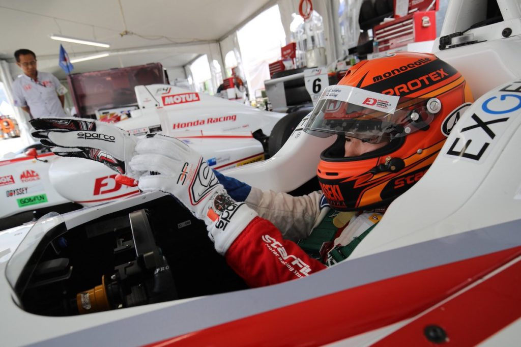 FIA F3 | Primo pilota annunciato: Tsunoda con Jenzer nel 2019