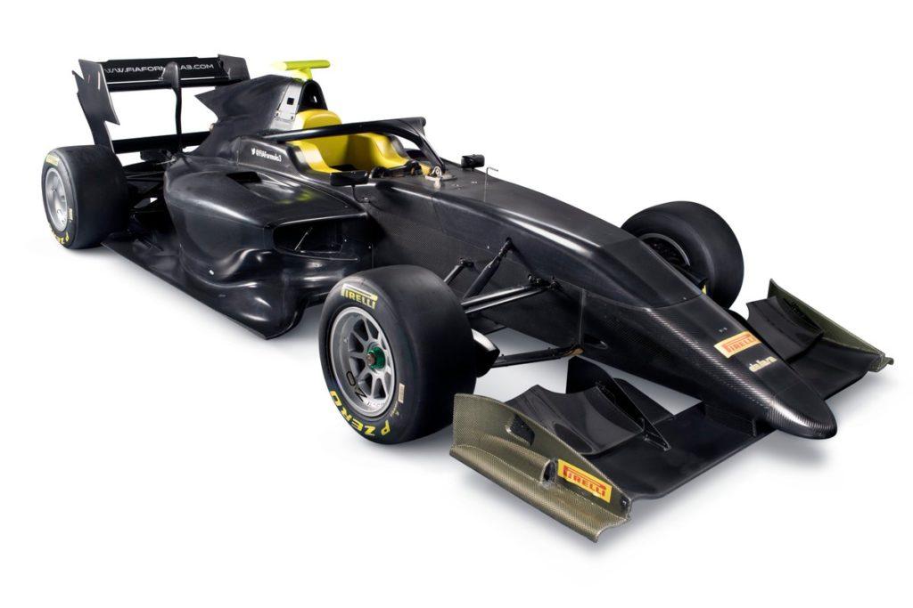 FIA F3 | Via i teli sulla nuova monoposto 2019 ad Abu Dhabi