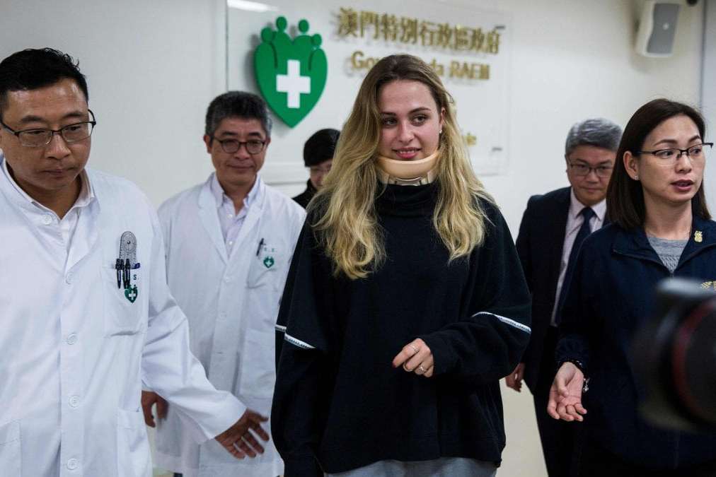 FIA F3 | Si torna a casa: la Floersch dimessa dall'ospedale dopo l'incidente di Macao