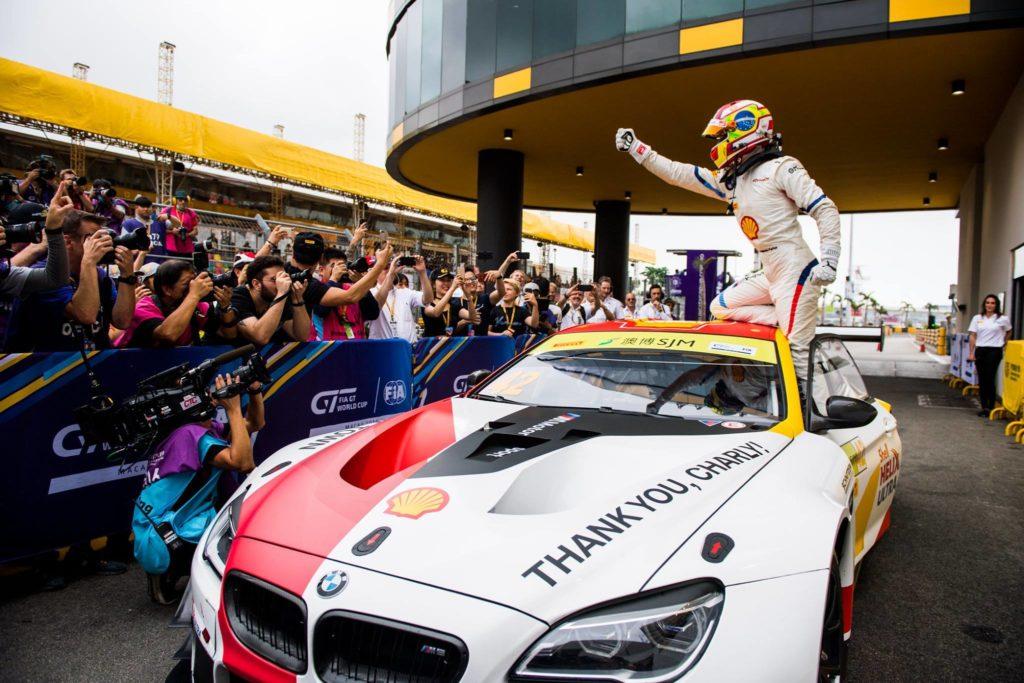 FIA GT World Cup | Farfus perfetto a Macao, sfortunato Marciello